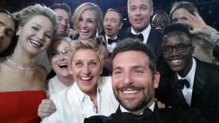 A hírhedt Oscar-selfie