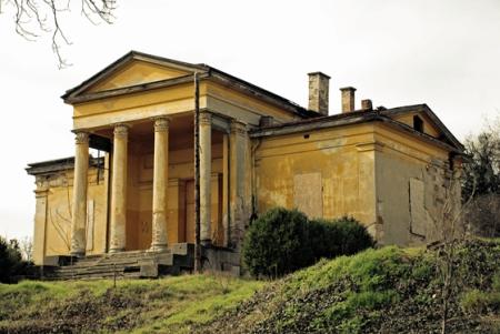 A budai Karczag-villa épülete (Forrás: Mandiner)