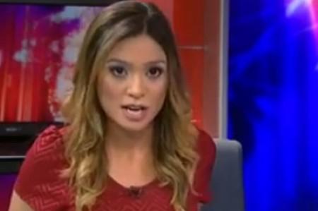 Liza Wahl újságíró, a Russian Today egykori alkalmazottja