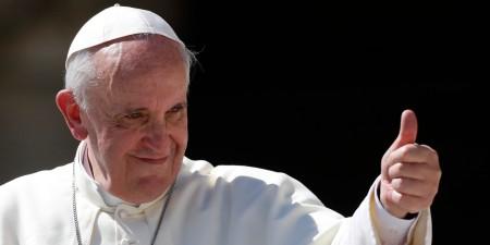 Ferenc pápa