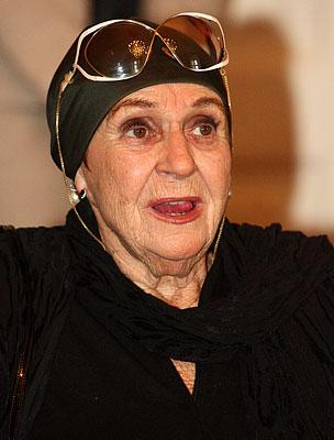 Psota Irén színművésznő