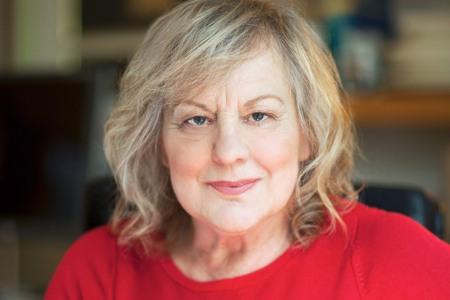 Sue Townsend brit írónő (1946-2014)
