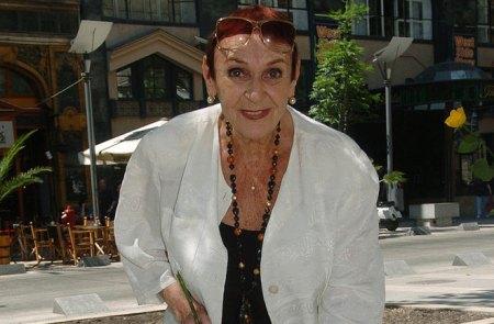 Psota Irén Kossuth-díjas színésznő