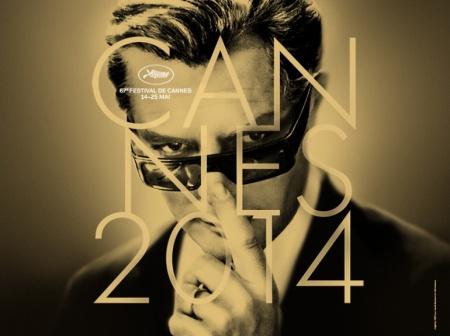 A 67. Cannes-i Nemzetközi Filmfesztivál plakátja