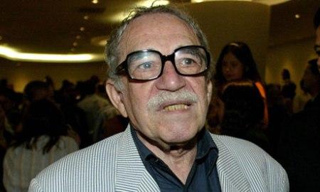 Gabriel García Márquez kolumbiai író (1927-2014)