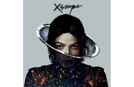 Michael Jackson amerikai popénekes Xcape című posztumusz lemezének borítója