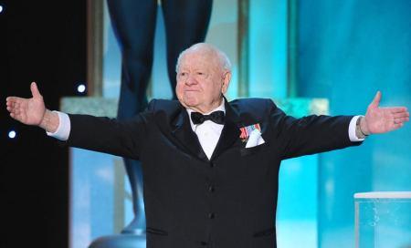 Mickey Rooney amerikai színész (1920-2014)