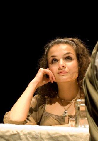 Páll Mónika színésznő