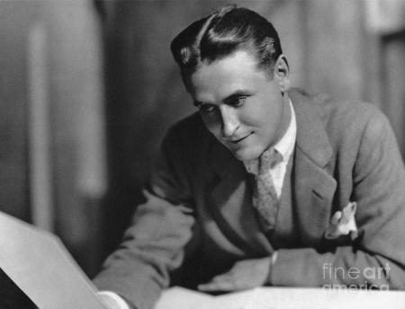 F. Scott Fitzgerald amerikai író