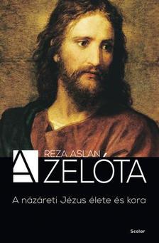 A zelóta című könyv borítója