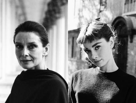Audrey Hepburn brit színésznő (1929-1993)