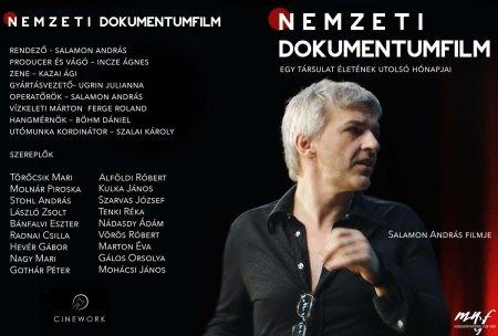 Salamon András filmje, a Nemzeti Dokumentumfilm