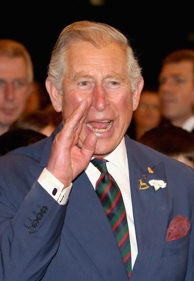 Károly walesi herceg kanadai látogatásán Winnipegben 2014. május 21-én