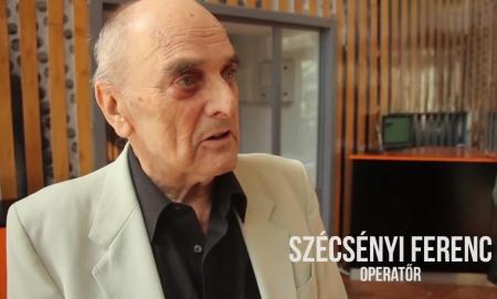 Szécsényi Ferenc Kossuth-díjas operatőr (1922-2014)