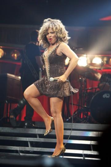 Tina Turner Grammy-díjas amerikai énekesnő