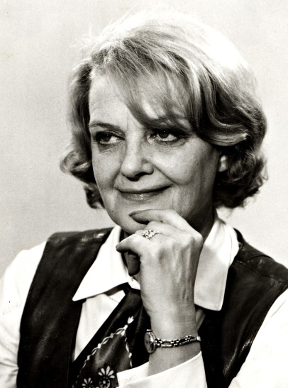 Tolnay Klári Kossuth-díjas színművésznő (1914-1998)