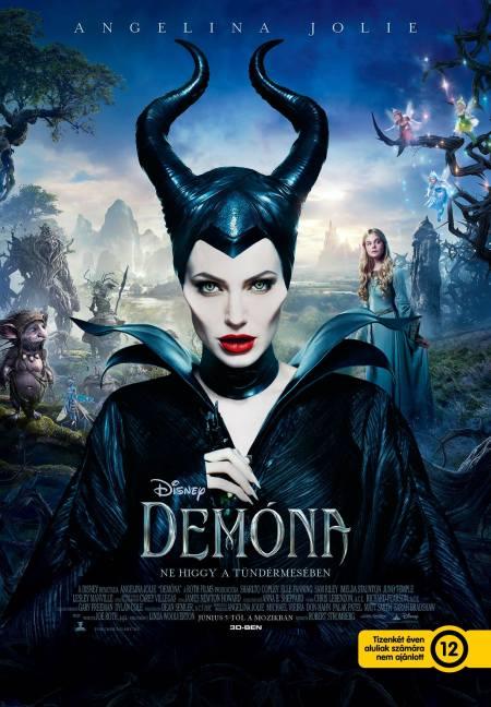 Demóna (Maleficent)