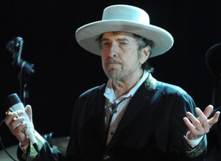 Bob Dylan Grammy-díjas amerikai zenész