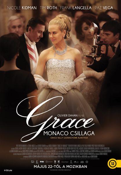 Grace - Monaco csillaga című film plakátja