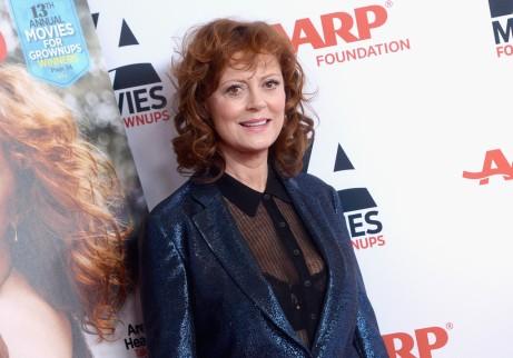 Susan Sarandon Oscar-díjas amerikai színésznő