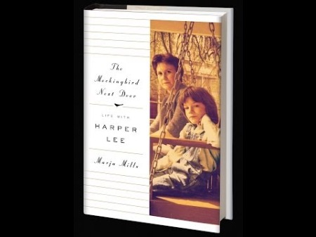 Harper Lee életéről szóló könyv borítója