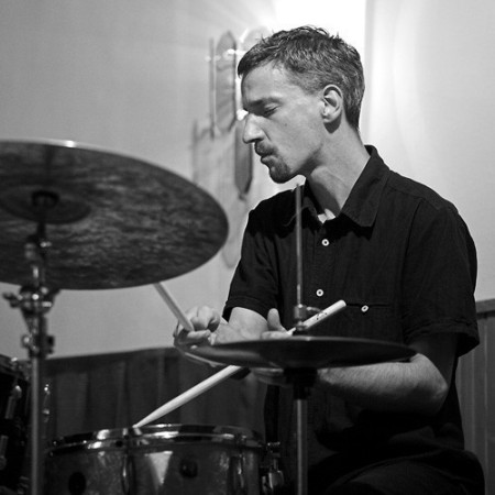 Mohay András jazzdobos (1978-2014)