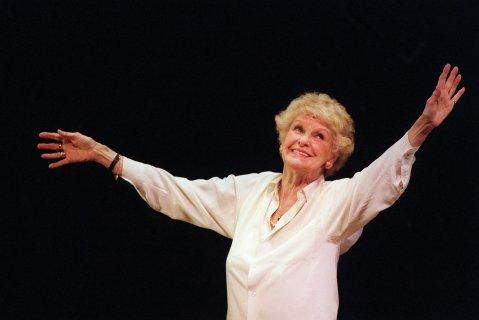 Elaine Stritch amerikai színésznő (1925-2014)