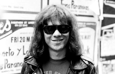 Tommy Ramone magyar származású amerikai zenész (1952-2014)