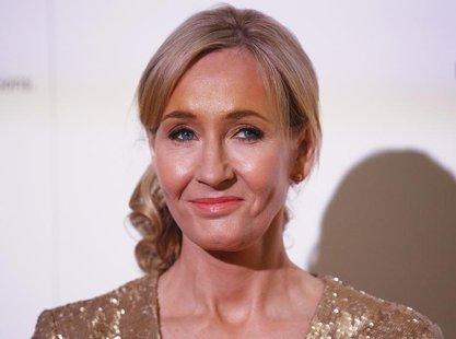 J. K. Rowling brit írónő