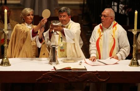 Kay Goldsworthy anglikán női pap
