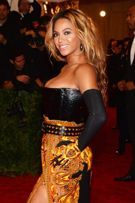 Beyoncé Grammy-díjas amerikai R&B énekesnő