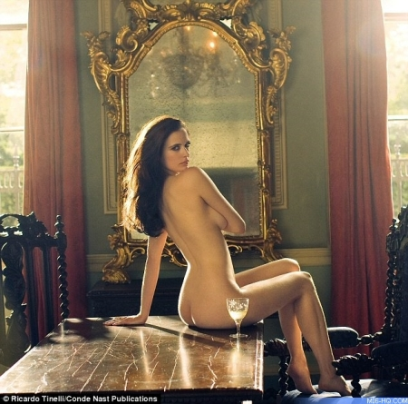 Eva Green francia színésznő