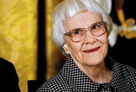 Harper Lee Pulitzer-díjas amerikai írónő