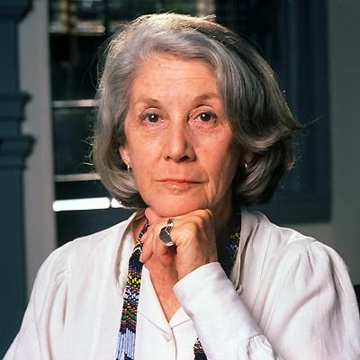Nadine Gordimer Nobel-díjas dél-afrikai szerző (1923-2014)