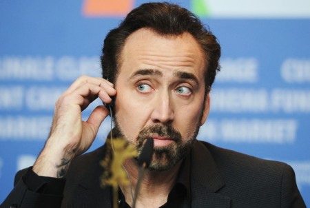 Nicolas Cage amerikai színész
