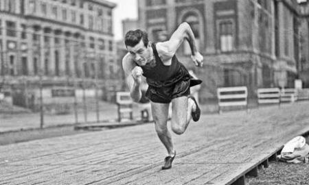 Louis Zamperini olimpikon, világháborús veterán (1917-2014)
