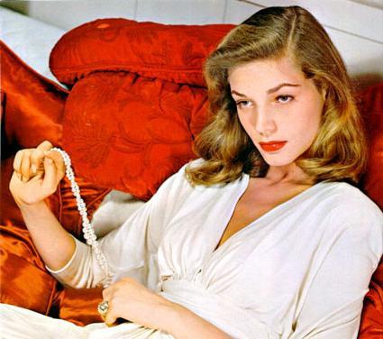Lauren Bacall Oscar-díjas amerikai filmszínésznő (1924-2014)