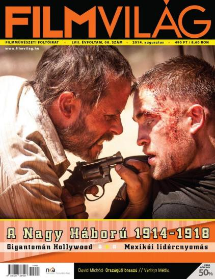 A Filmvilág 2014 augusztusi száma