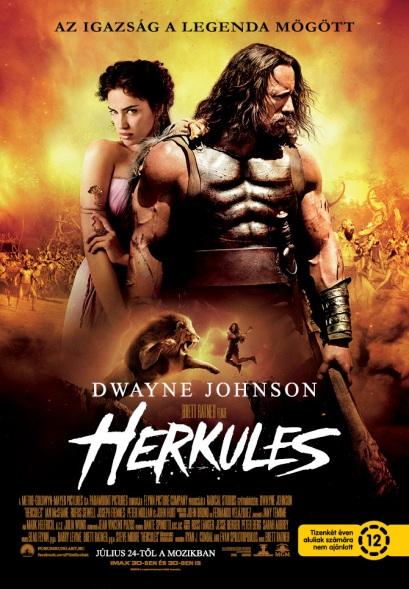 A Herkules című film plakátja