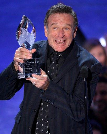 Robin Williams Oscar-díjas amerikai színész (1951-2014)