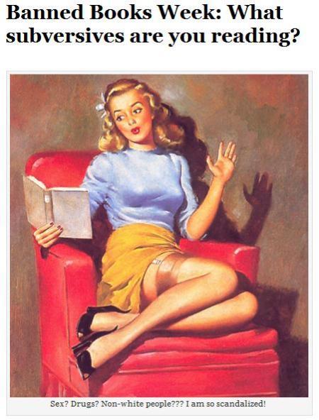 Szeptember 21. és 27. között ünneplik a Betiltott Könyvek Hetét