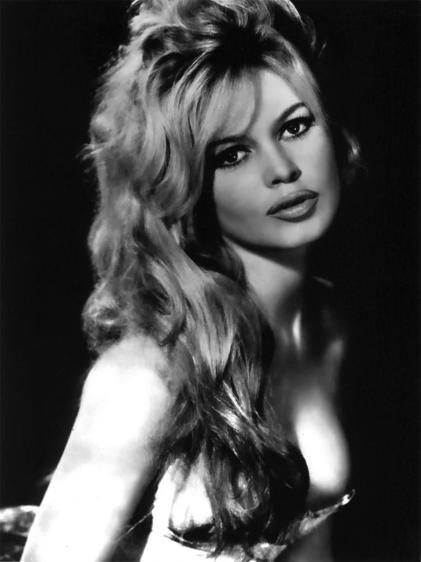 Brigitte Bardot francia színésznő