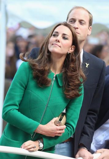 Katalin cambridge-i hercegnő és férje, Vilmos herceg