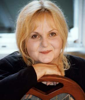 Pogány Judit Kossuth-díjas színművésznő