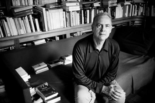 Patrick Modiano Nobel-díjas francia író