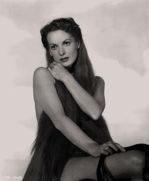 Maureen O'Hara ír színésznő