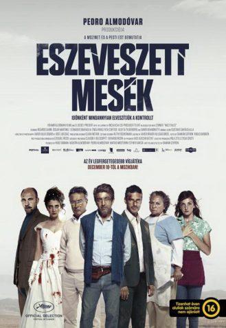 Eszeveszett mesék című argentin film plakátja