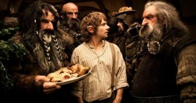 Jelenet A hobbit című filmből