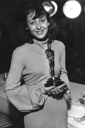 Luise Rainer Oscar-díjas német színésznő (1910-2014)