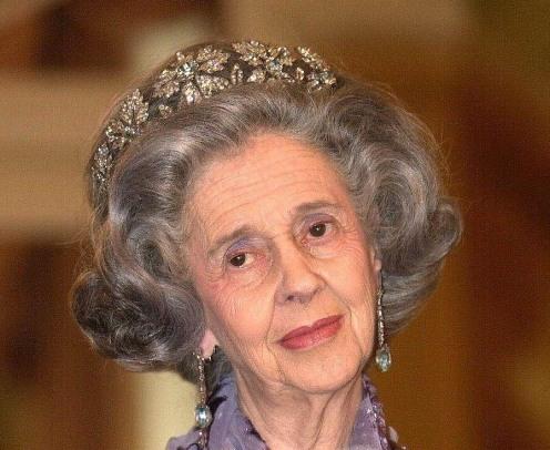 Fabiola belga királyné